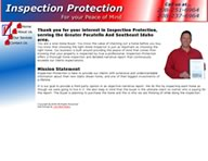 Inspection Protection Web Site